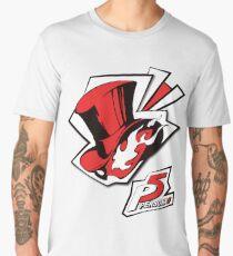 Persona 5 - Logo Men's Premium T-Shirt