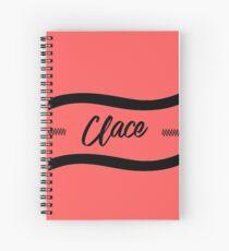 Clace Spiral Notebook