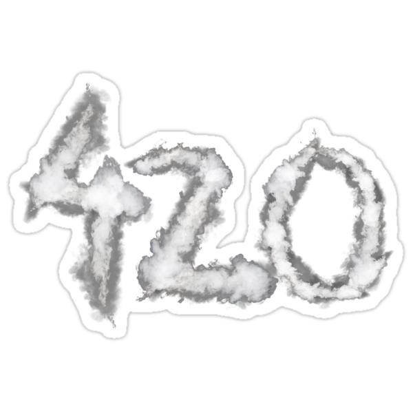 smokey lettering