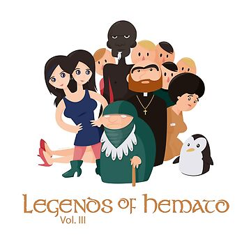 Legends of Hemato Vol.III de medibu