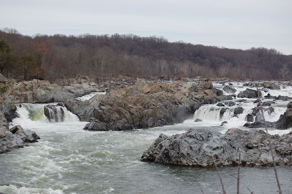 Great Falls 2 by wvcaver