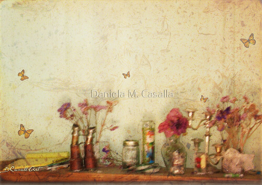 Antiques by Daniela M. Casalla