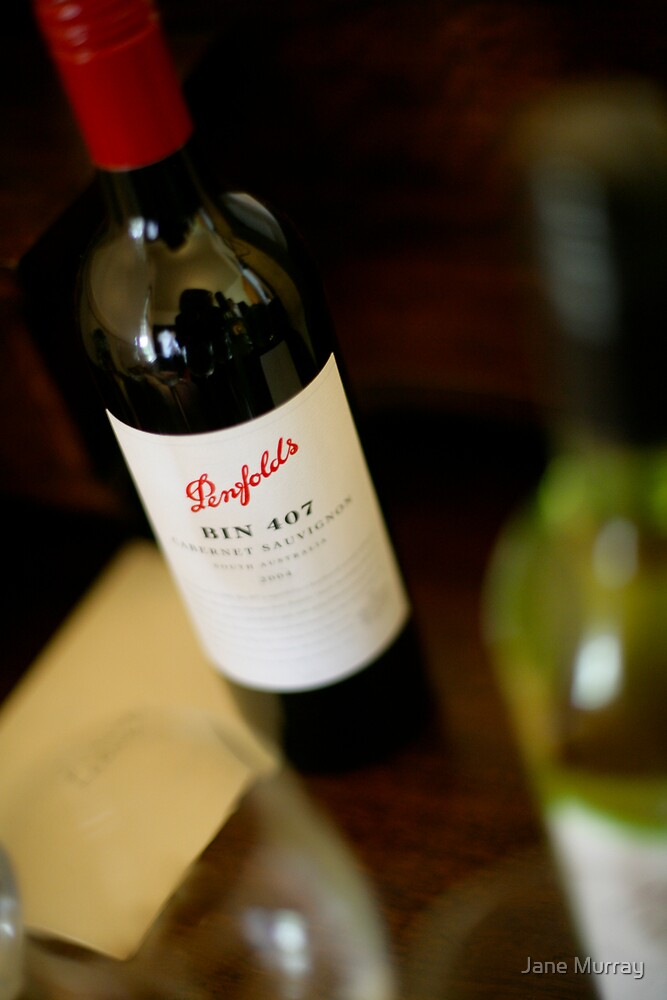 Penfolds gold by Jane Murray
