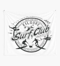 Kilgore Surf Club Wall Tapestry