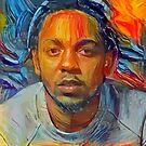 Kendrick Lamar by stilldan97