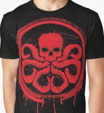 Hydra logo splatter Graphic T-Shirt