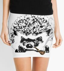 Old Man Hedge Mini Skirt