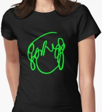 Scott Pilgrim VS the World - Have you seen a girl with hair like this...Ramona Flowers GREEN T-Shirt