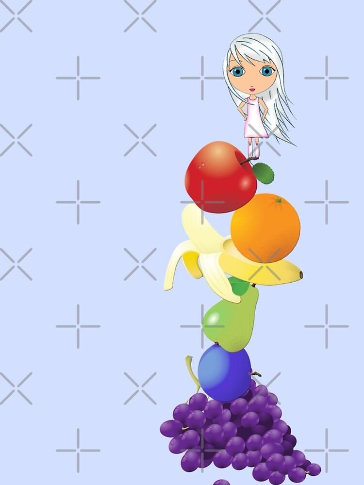 The Yummiest of Rainbows by LittleMissTyne