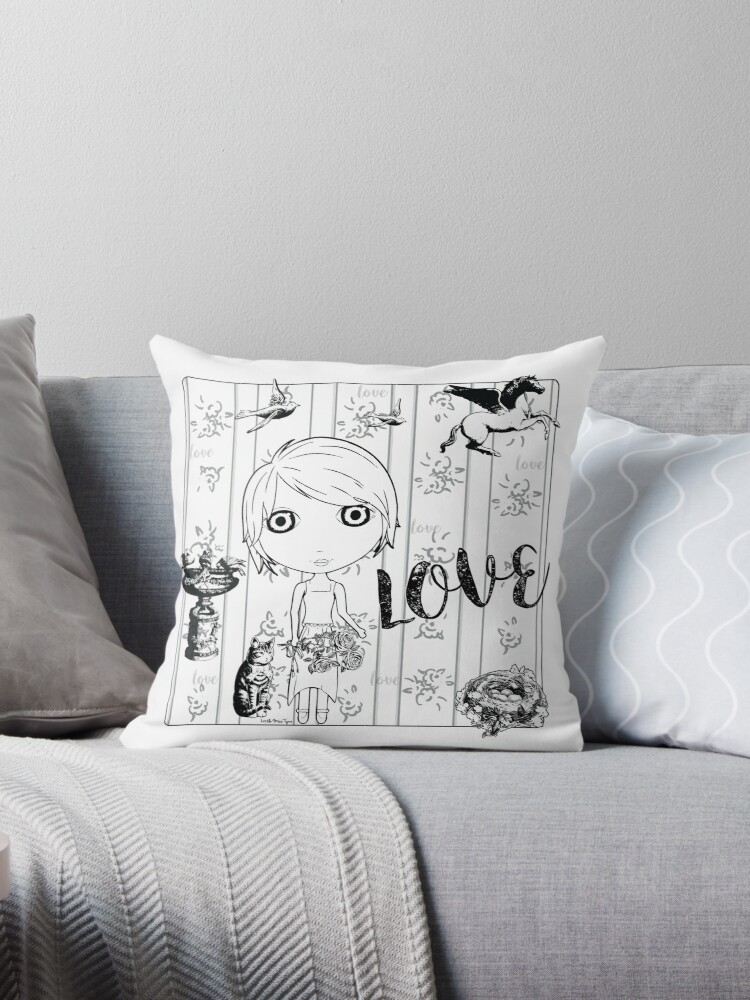 Love Birds - DIY Color! by LittleMissTyne