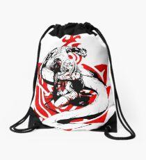 Zero and Mikhail Drawstring Bag