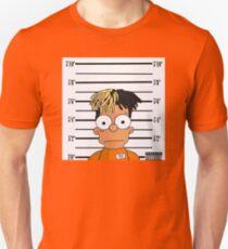 XXXTENTACION Simpson jail  T-Shirt