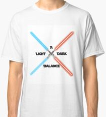Last Jedi - Force Balance Classic T-Shirt