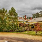 1222 A Pub in the Hills by DavidsArt