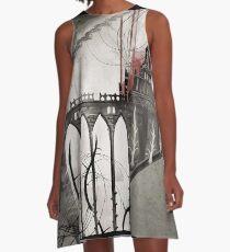 Ostagar A-Line Dress