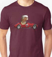Bryan The Brown Bear Unisex T-Shirt