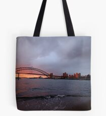 Reflections of Day - Moods Of A City, Sydney Australia Tote Bag