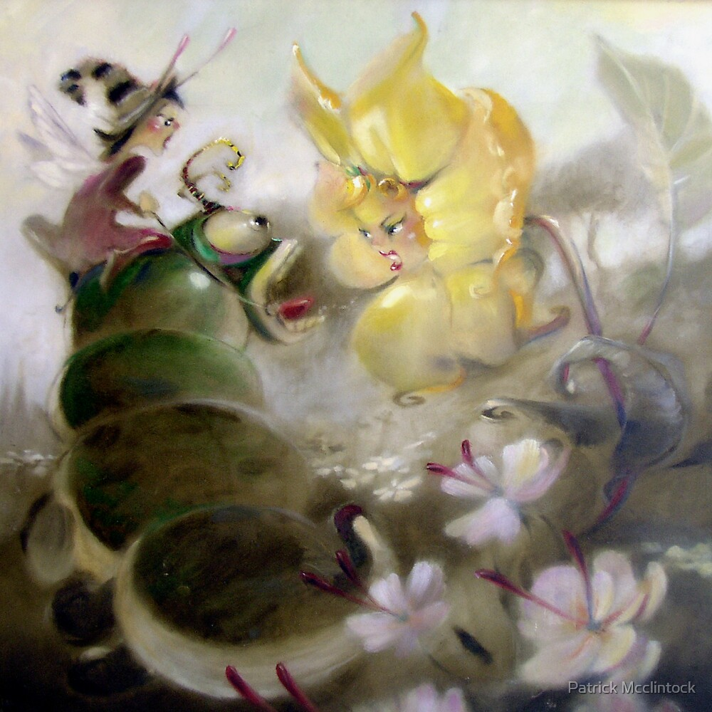 Caterpillar ride by Patrick Mcclintock