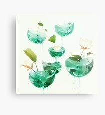 the hovering ponds. Metal Print