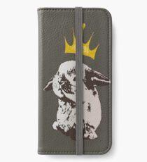 Grumpy Bunny iPhone Wallet/Case/Skin