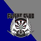 Flight Club Darts Team by mydartshirts