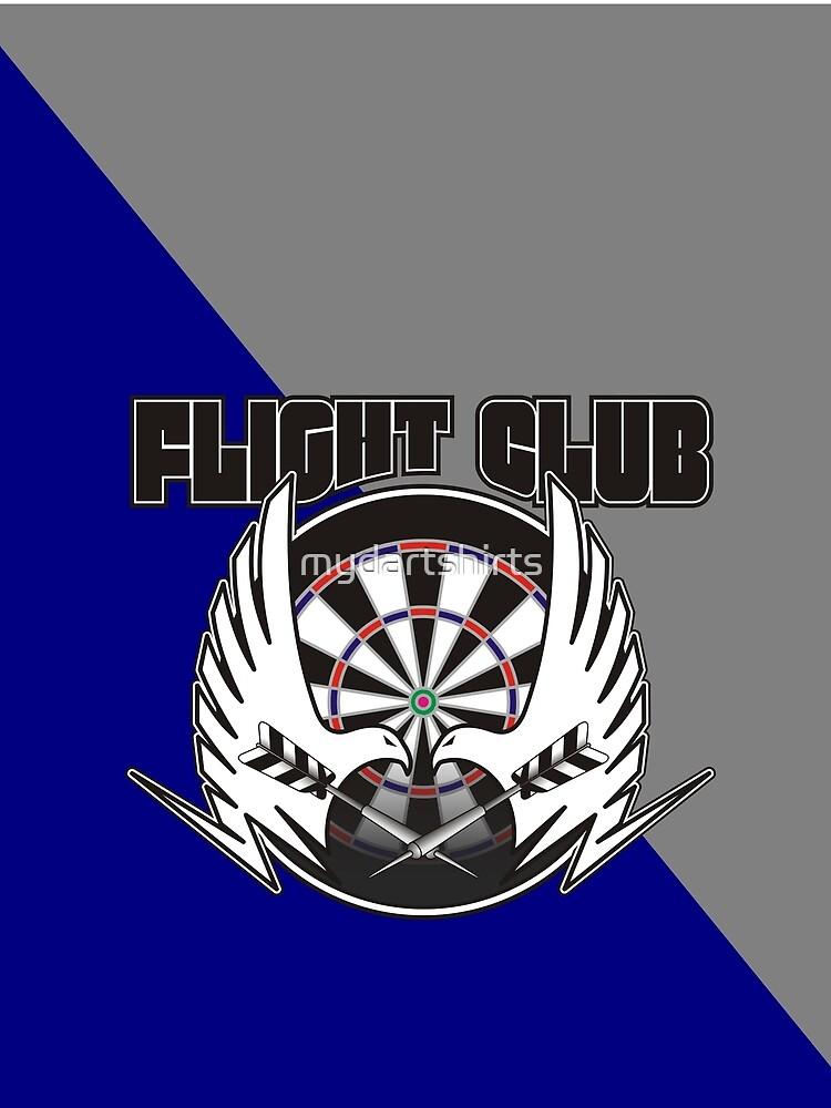 Flight Club Darts Team by mydartshirts
