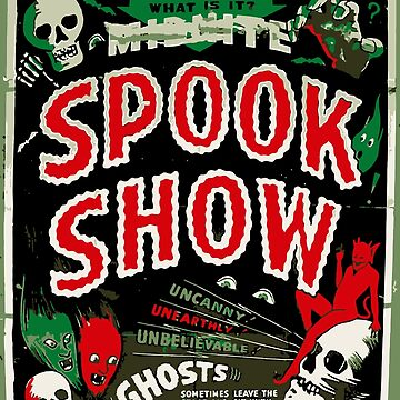 Spook Show by apeape