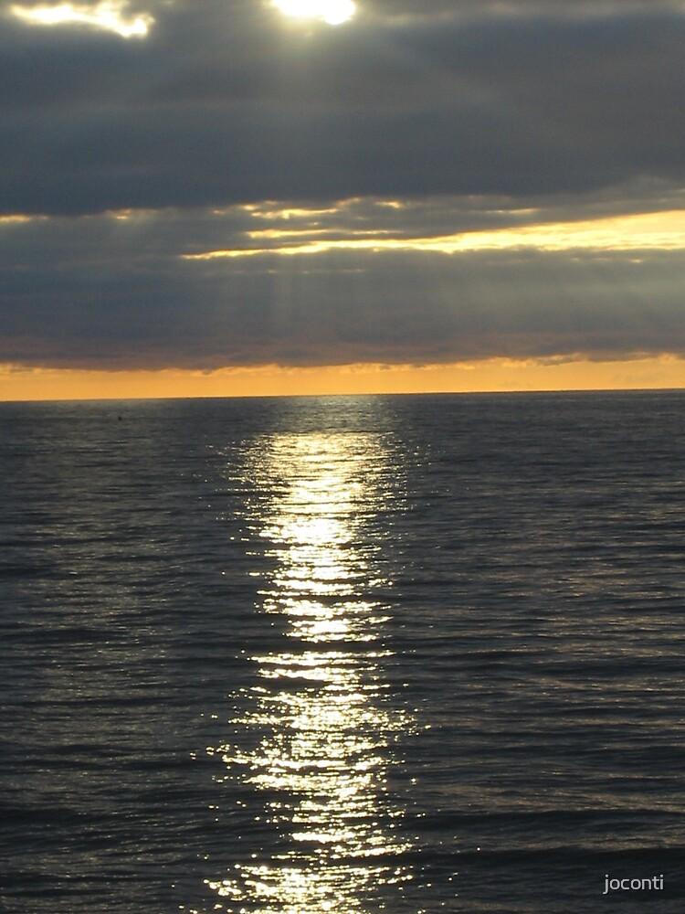 Sunset by joconti