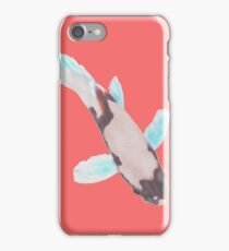 LONELY KOI  iPhone Case/Skin