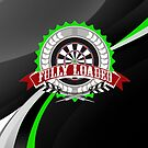 Fully Loaded Darts Team by mydartshirts