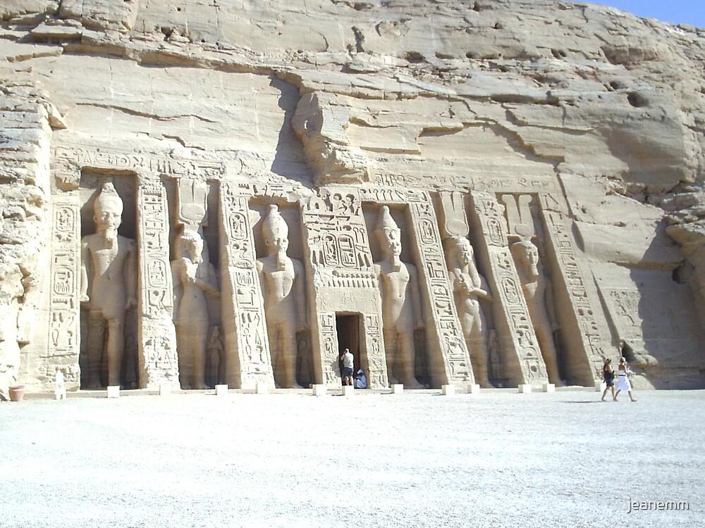 Abu Simbel by jeanemm