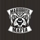 Madhouse Mafia Darts Team by mydartshirts