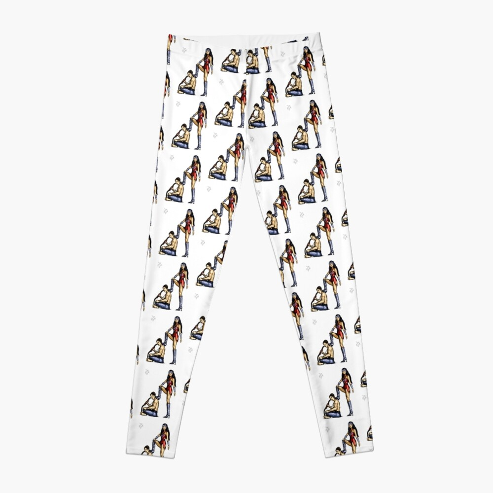 Catra and Bow, 2014 Leggings