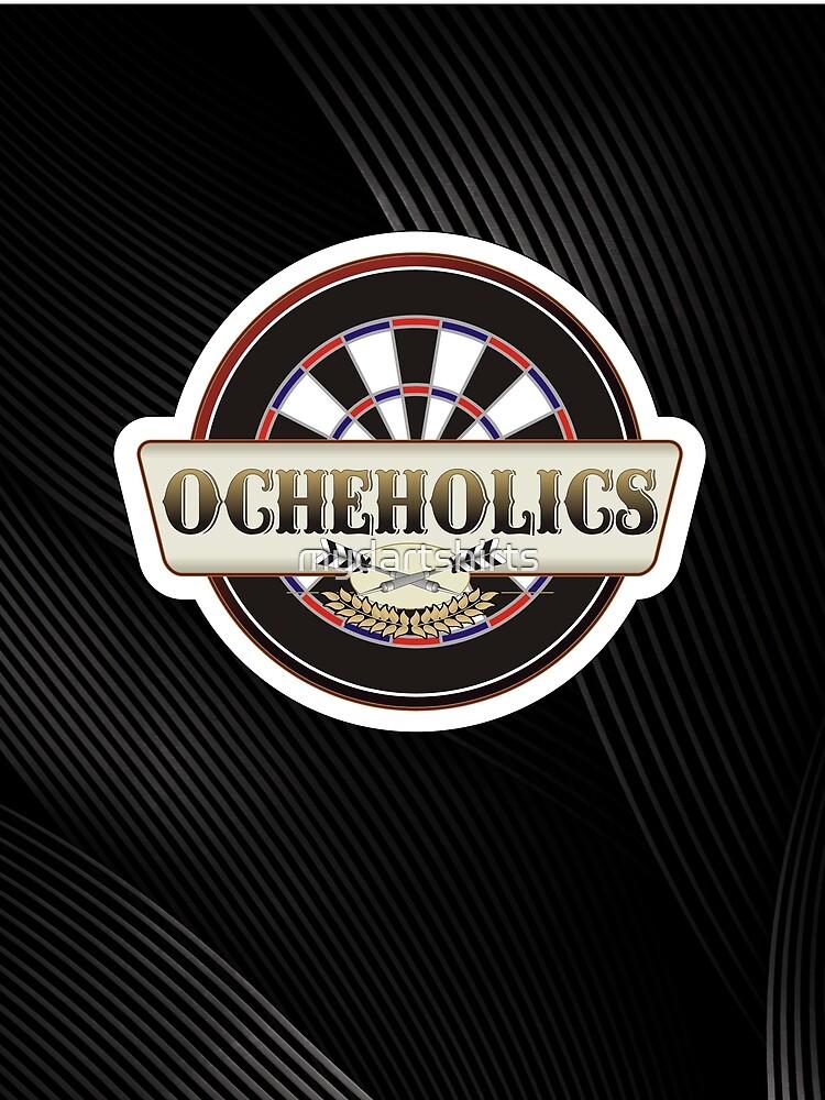 Ocheholics Darts Team by mydartshirts