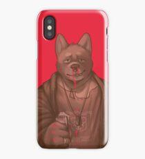 Big shiba iPhone Case/Skin