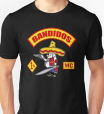 Bandidos Motorcycle Club Unisex T-Shirt