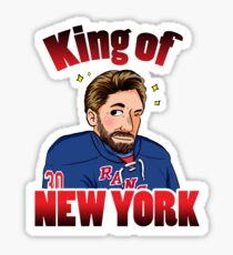 King of New York Sticker