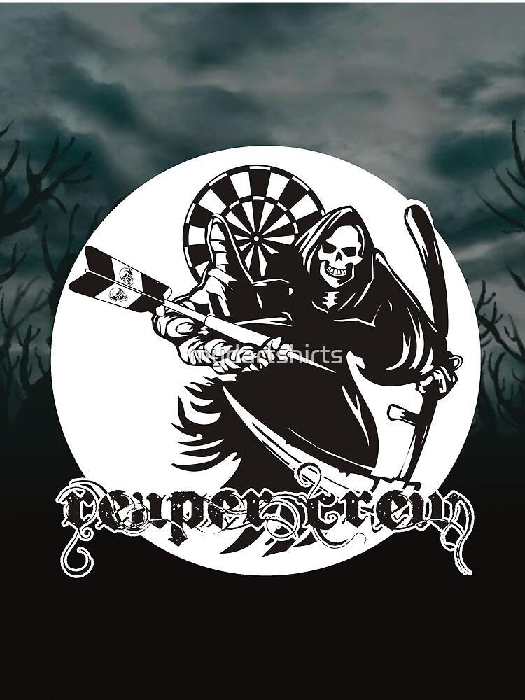 Reapers Darts Team by mydartshirts