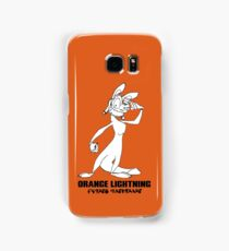 Daxter: Orange Lightning Samsung Galaxy Case/Skin