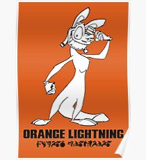 Daxter: Orange Lightning Poster