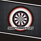 Shaftmasters Darts Team by mydartshirts