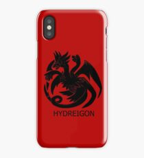 Targaryen Hydreigon iPhone Case/Skin