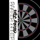 Short Shafts Sticky Tips Darts Team by mydartshirts
