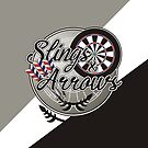 Slings & Arrows Darts Team by mydartshirts