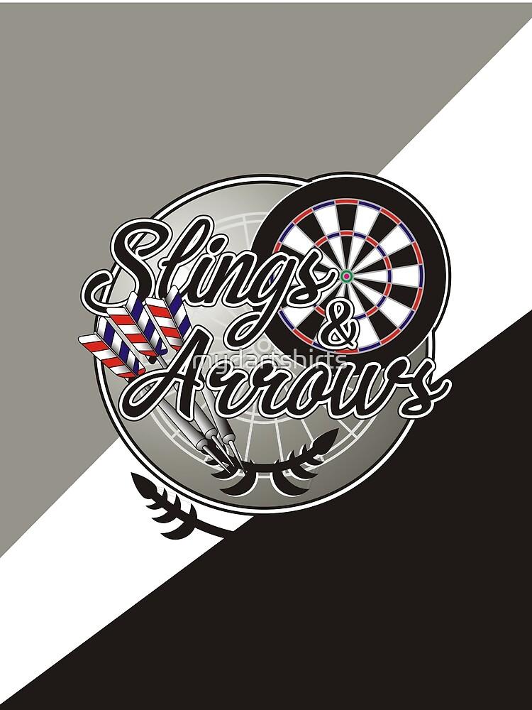Slings & Arrows Darts Team by mydartshirts
