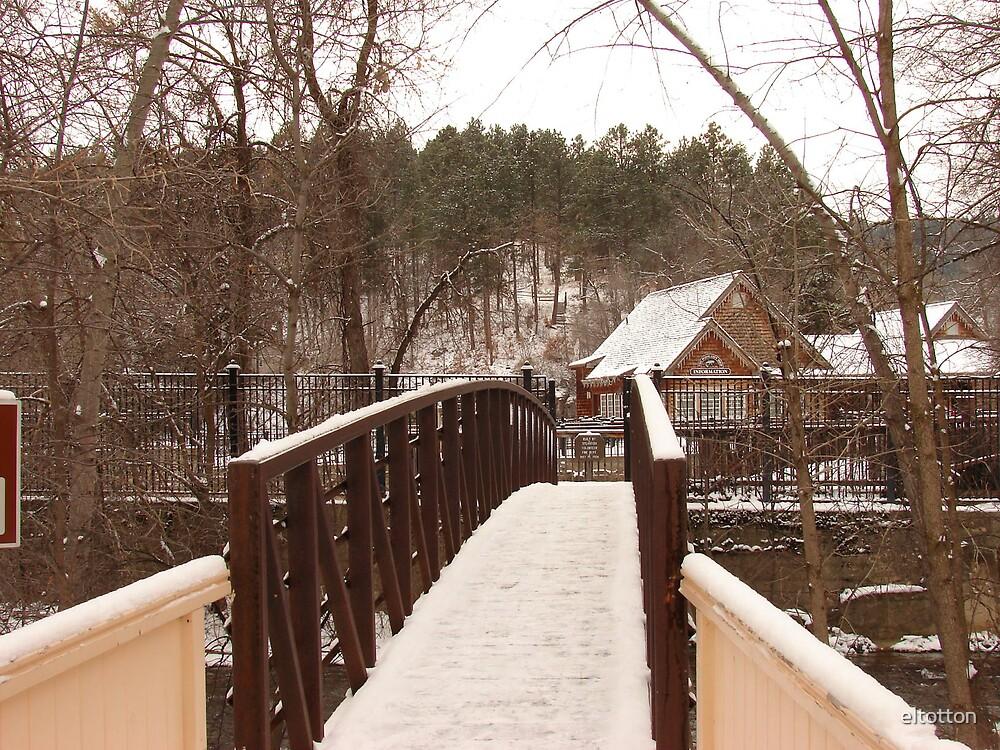 Bridge to The Fish Hatchery by eltotton