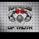 Torpedoes Of Truth Darts Team by mydartshirts