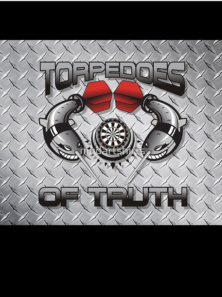 Torpedoes Of Truth Darts Team by mydartshirts
