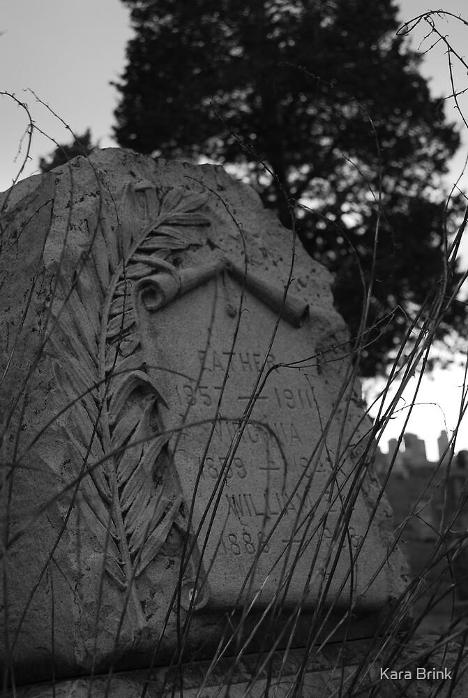 death by Kara Brink
