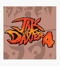 Jak and Daxter 4 Photographic Print